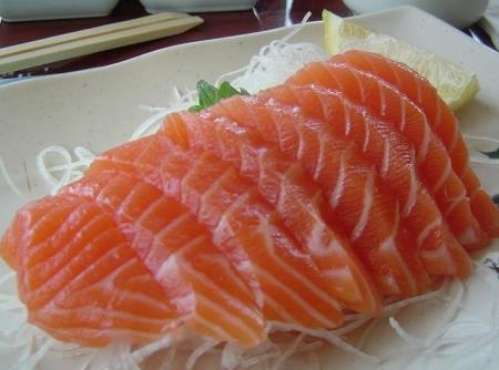 Receita de Sashimi