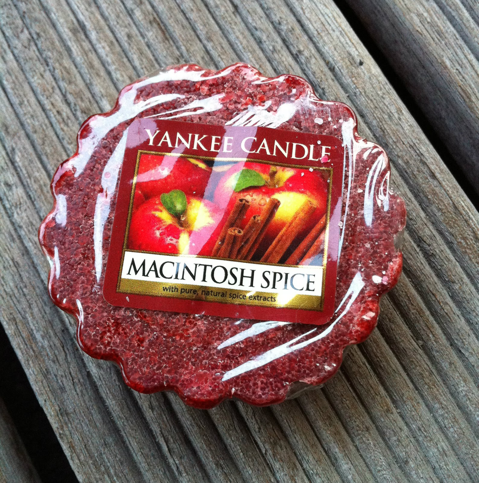 Macintosh Spice od Yankee Candle