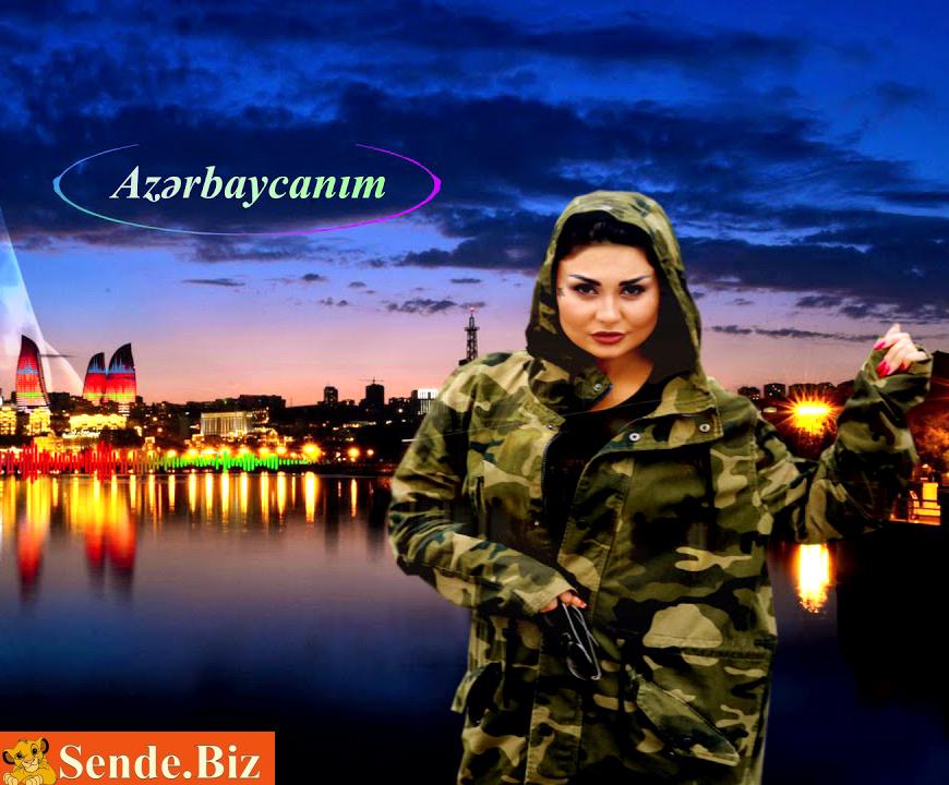 Sebnem Tovuzlu Azerbaycanim