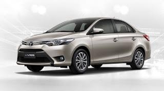 Harga Toyota Vios di Pontianak Silky Beige Metallic