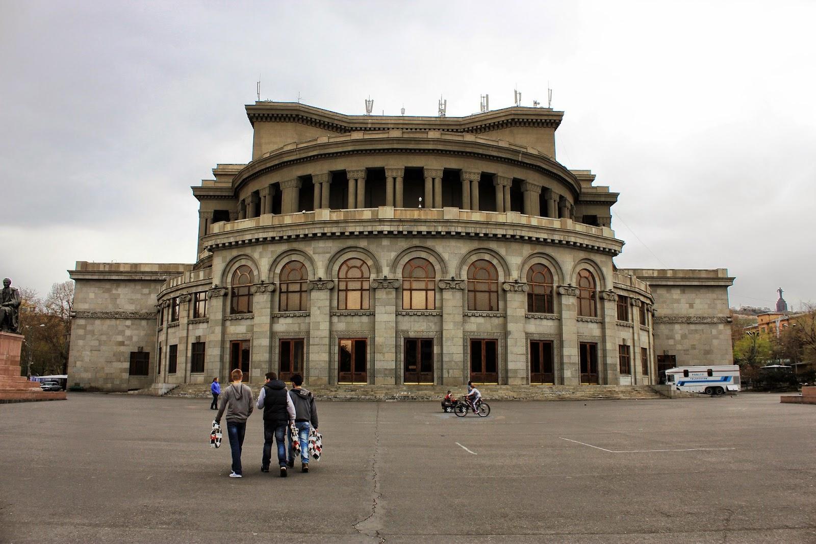 Erywań Opera
