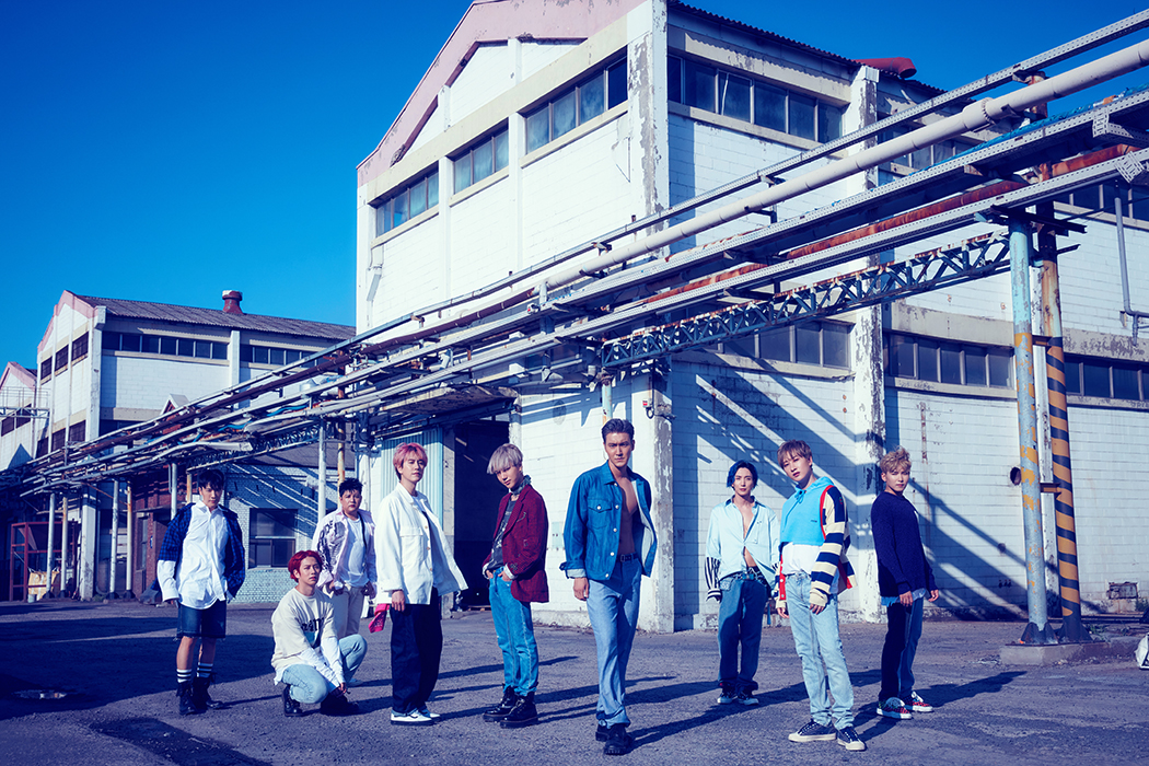 Super Junior Korean Boy Group