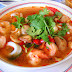 Creamy and Clear Tom Yum Goong