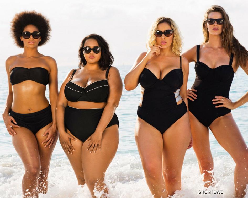 7d9921fcb6 Jak najít nejlepší plavky pro váš typ postavy