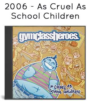 2006 - As Cruel As School Children
