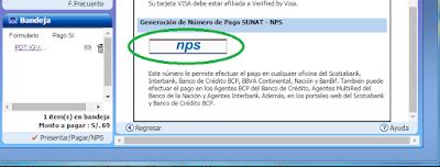nps pago
