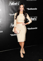 Chloe Bridges ~ 'Fallout 4' launch party in Los Angeles ~ 05/11/2015
