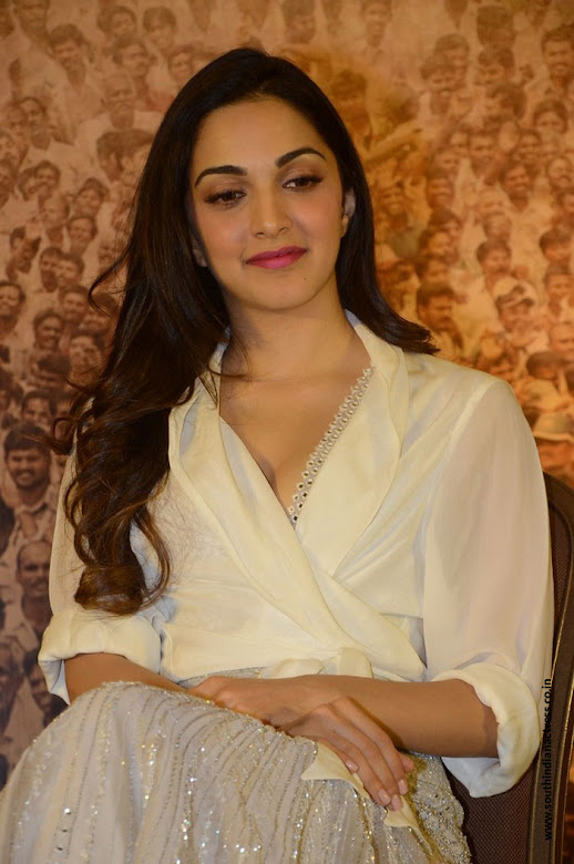 Kiara Advani - Bharat Ane Nenu Success Meet