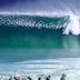Una ola perdida en Australia