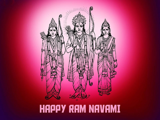 Beautifull Ram Navami  Wallpaper