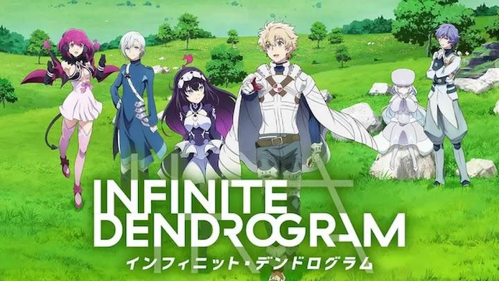 Infinite Dendrogram Batch Subtitle Indonesia