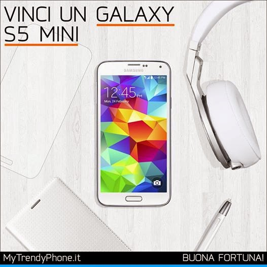 vinci un galaxy s5 con my trendy phone