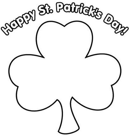 Saint Patrick's Day Free Math Worksheets & Printables | Coloring Pages ...
