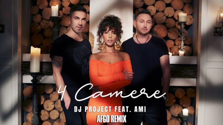 DJ PROJECT feat. AMI - 4 Camere