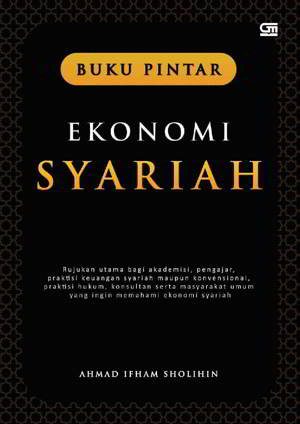 Buku Pintar Ekonomi Syariah PDF Penulis Ahmad Ifham Sholihin