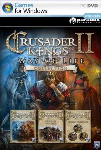 Crusader Kings II The Reapers Due PC Full Español
