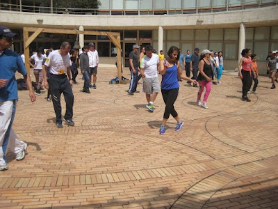 Domingos de danza: Marzo al ritmo de salsa