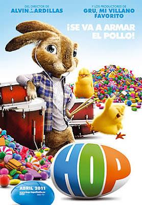 Hop: Rebelde Sin Pascua – DVDRIP LATINO