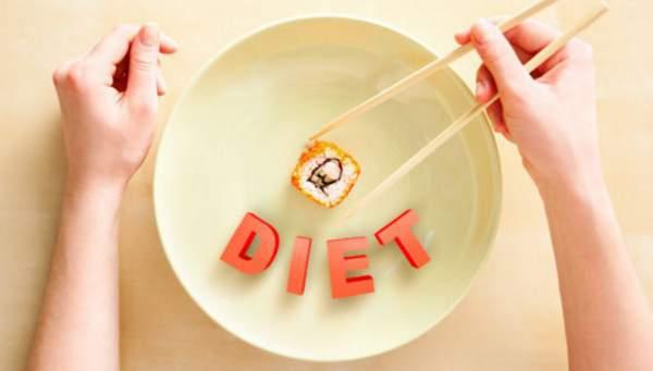 Tanda diet berlebihan - terlalu keras