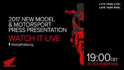 Η συνέντευξη τύπου της Honda moto στο Μιλάνο σε live streaming
