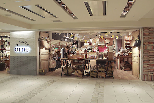 オルネ ル マルシェ 吉祥寺店:ルイズビィ期間限定ポップアップストア