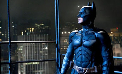 christian bale as batman in new suite, gotham city, The Dark Knight Rises, Directed by Christopher Nolan