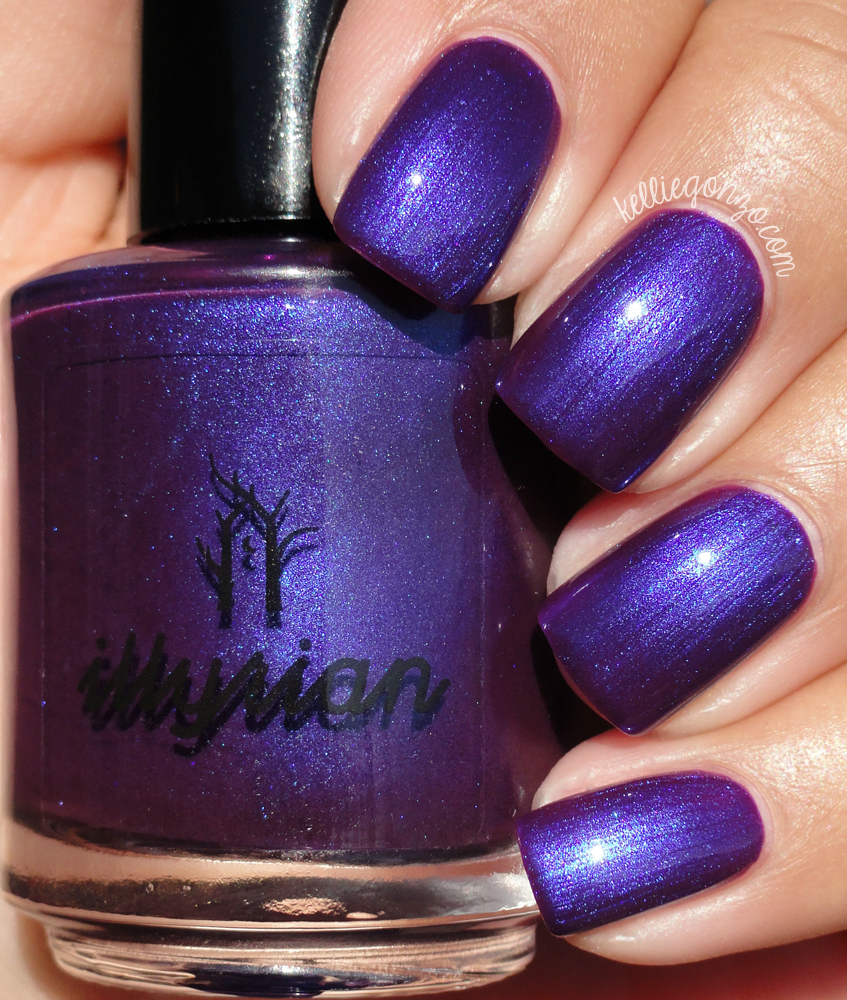 Illyrian Polish Bioluminescent
