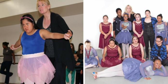 bailarina-down-crianças especiais-amor-maternidade-filhos especiais