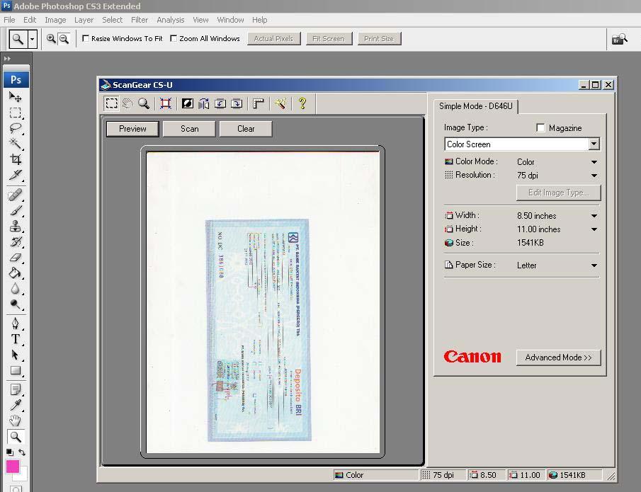 Canon canoscan d646u Driver Download