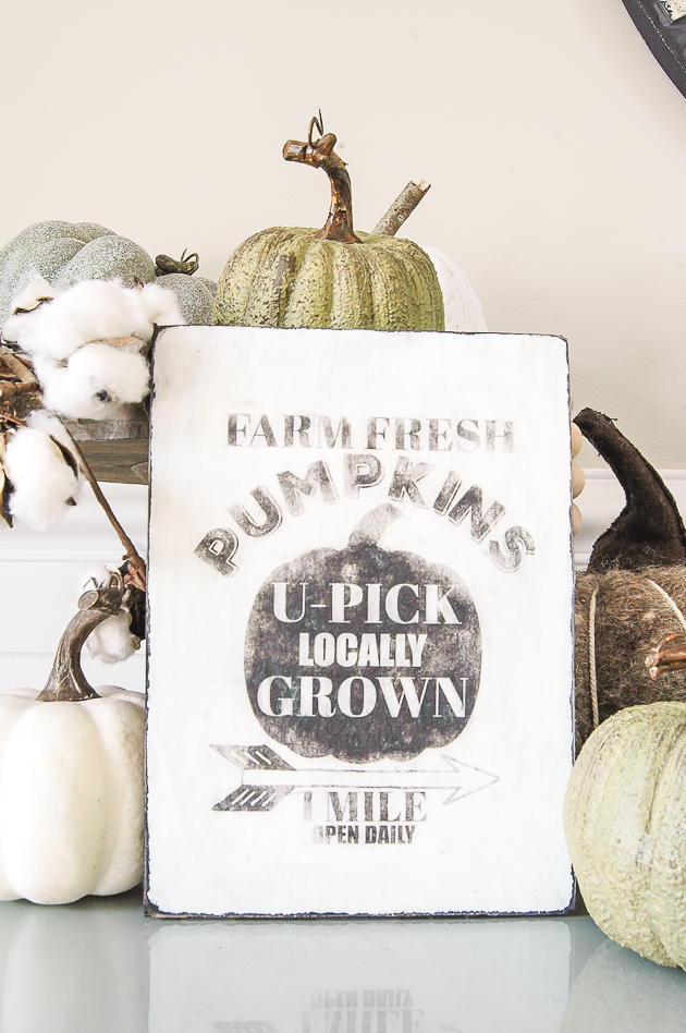 image transfer to wood, pumpkin patch printable