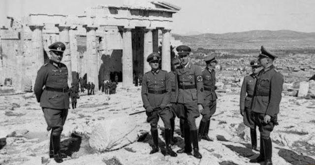 H Γερμανία χρωστάει στην Ελλάδα 185 δισεκατομμύρια ευρώ