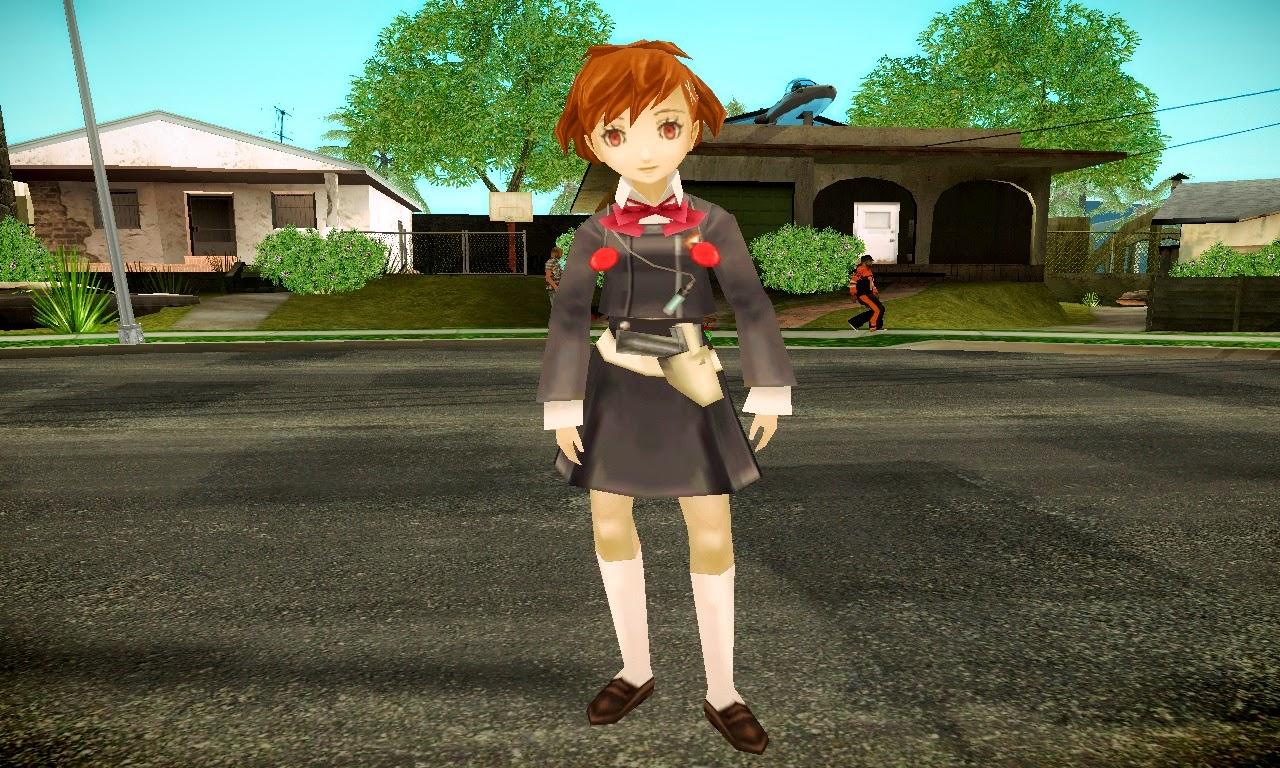 Persona 3 portable mods | Persona 3 Portable (ULUS10512) HD Texture