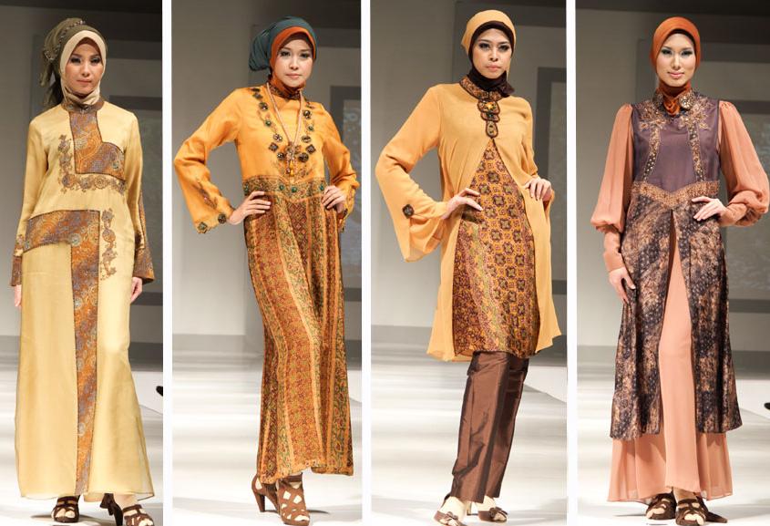 Fashion Options Model Modern Baju Muslim Hijab This Year
