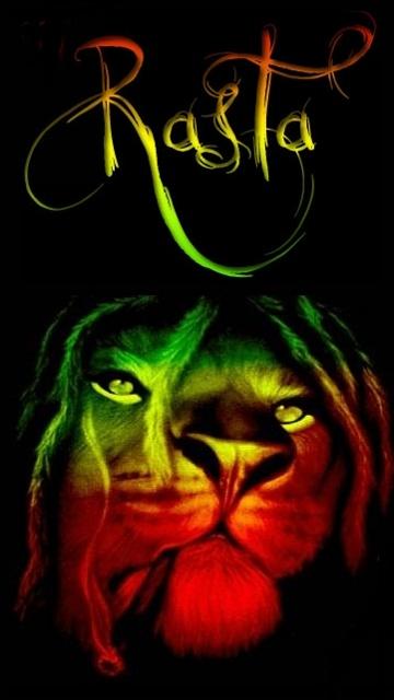 rasta lion wallpaper iphone - photo #6