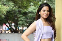 Tanya Hope in Crop top and Trousers Beautiful Pics at her Interview 13 7 2017 ~  Exclusive Celebrities Galleries 112.JPG