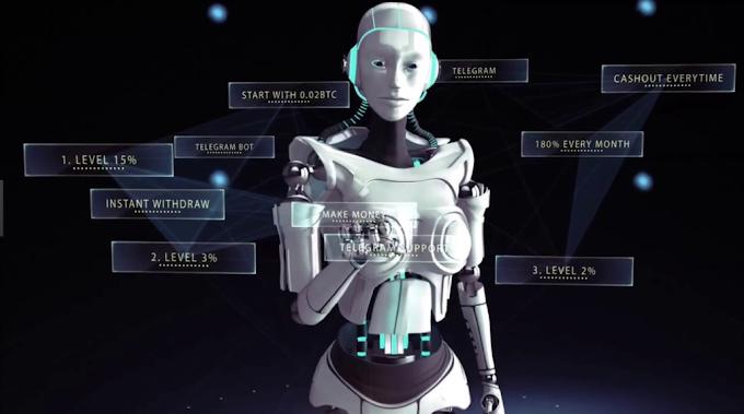 Robot dalam Dunia Perbankan