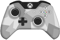 winter forces xbox one controller