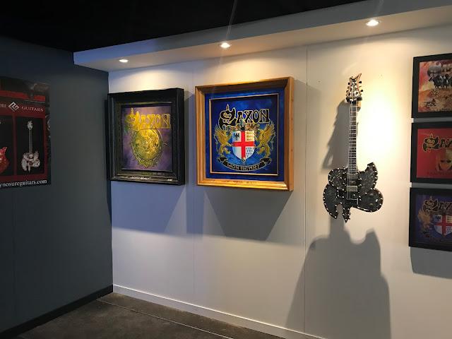 Art at Bloodstock 2017