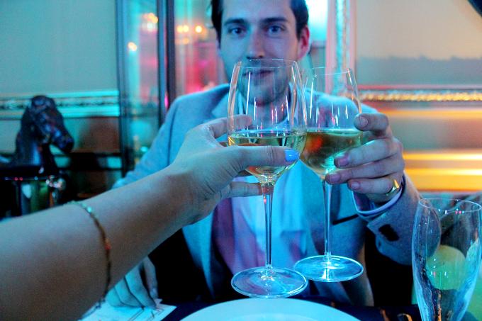 Pret a Diner - Cafe Royal Hotel - The Wayfarer