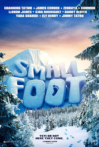 Smallfoot (BRRip 1080p Dual Latino / Ingles) (2018)