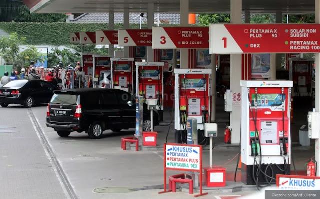 Harga Pertamax Naik Rp600 Jadi Rp9.500/Liter