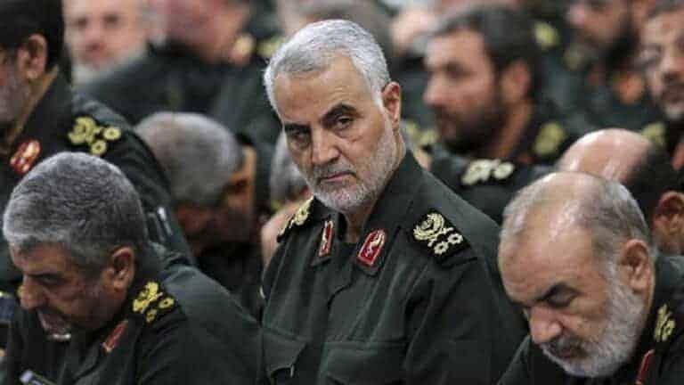 إيران-تحكم-بالإعدام-على-جاسوس-ساهم-في-مقتل-قاسم-سليماني