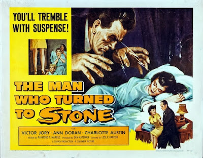 The Man Who Turned to Stone (1957)