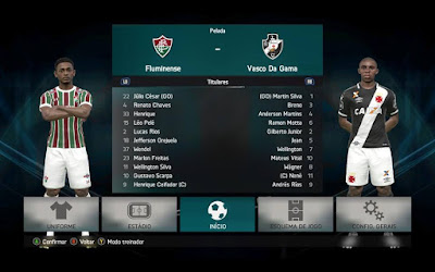 PES 2017 PESMarfut 2017 v3 Free Version Season 2017/2018