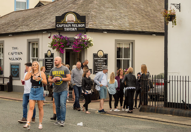 Photo of the Captain Nelson Tavern in Maryport
