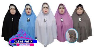 Jilbab instan murah dan terbaru bahan kaos