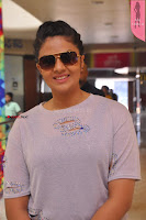Sri Mukhi in Denim and Jacket at Max Summer Collection Launch  Exclusive 045.JPG
