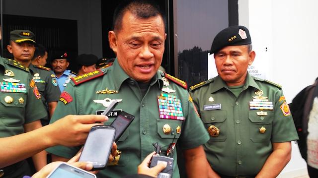 Soal Impor 5.000 Senjata Api Ilegal, Panglima TNI: Saya Tak Pernah Pers Rilis