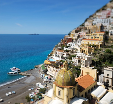[ESCAPE TO] Le Sirenuse AMALFI
