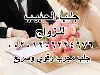جلب الحبيب للزواج  00201206224676